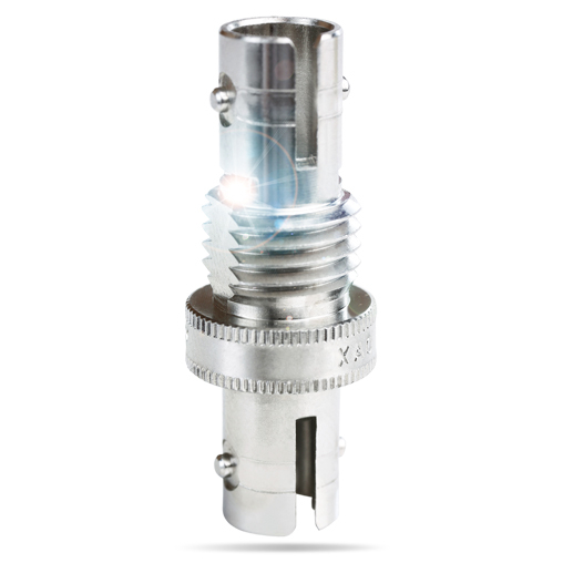 CNC Swiss Screw Machining Stainless Steel Adapter