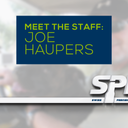Meet the staff Joe Haupers