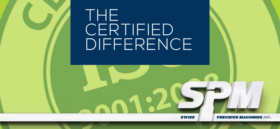 SPM-ISO certification
