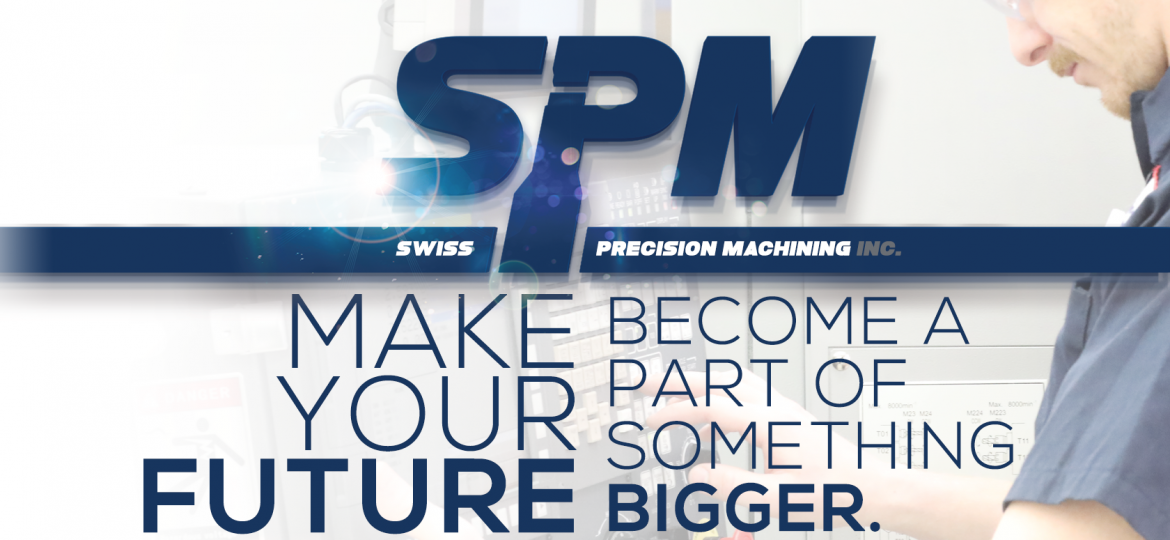 Your future is at SPM
