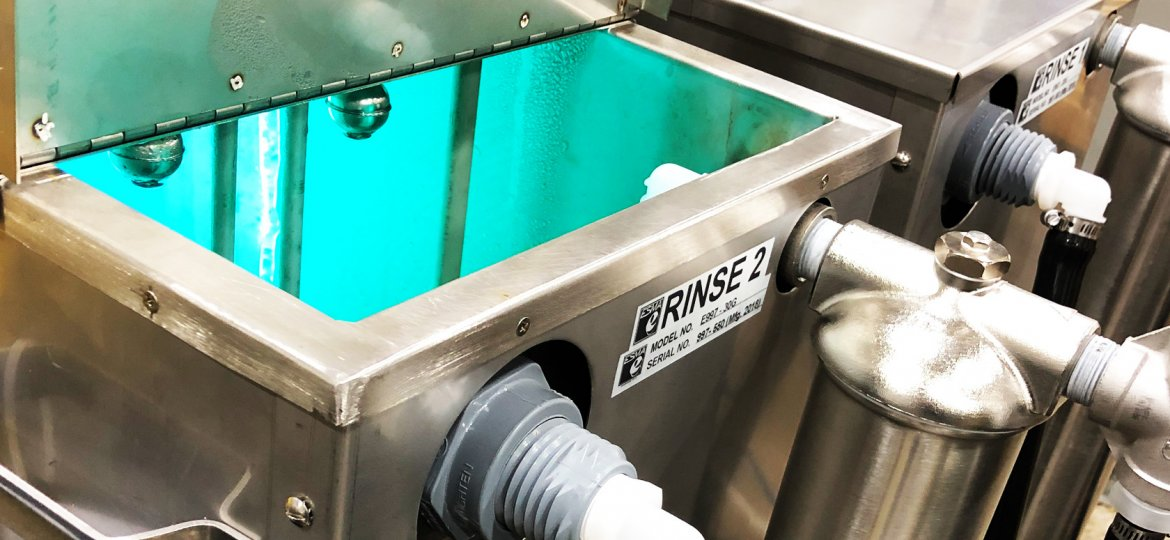 passivation tanks used to protect against corrosion