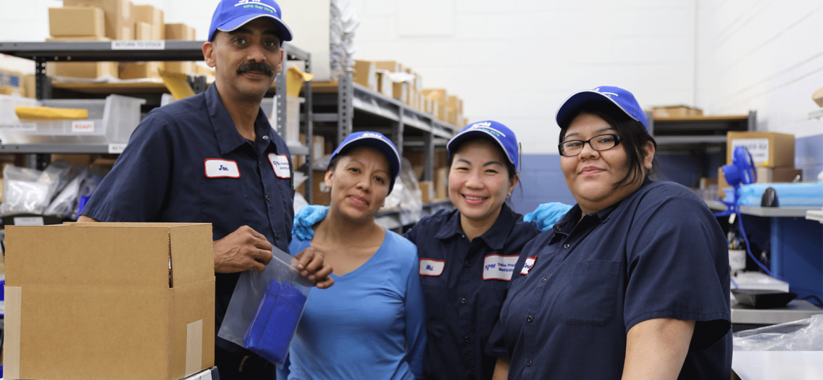 diversity in manufacturing